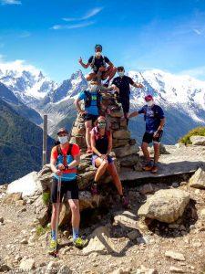 WE Choc Modéré J2 · Alpes, Aiguilles Rouges, Vallée de Chamonix, FR · GPS 45°58'57.07'' N 6°54'23.69'' E · Altitude 2117m