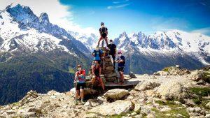 WE Choc Modéré J2 · Alpes, Aiguilles Rouges, Vallée de Chamonix, FR · GPS 45°58'57.08'' N 6°54'23.67'' E · Altitude 2117m
