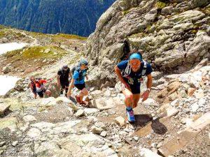 WE Choc Modéré J2 · Alpes, Aiguilles Rouges, Vallée de Chamonix, FR · GPS 45°58'58.57'' N 6°53'58.74'' E · Altitude 2197m