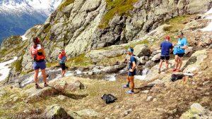 WE Choc Modéré J2 · Alpes, Aiguilles Rouges, Vallée de Chamonix, FR · GPS 45°58'51.80'' N 6°53'45.72'' E · Altitude 2183m