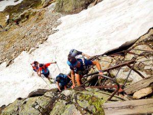 WE Choc Modéré J2 · Alpes, Aiguilles Rouges, Vallée de Chamonix, FR · GPS 45°58'55.53'' N 6°53'43.58'' E · Altitude 2223m