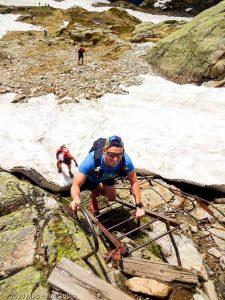 WE Choc Modéré J2 · Alpes, Aiguilles Rouges, Vallée de Chamonix, FR · GPS 45°58'55.59'' N 6°53'43.54'' E · Altitude 2226m