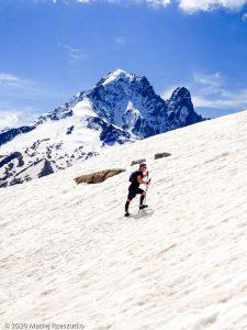 WE Choc Modéré J2 · Alpes, Aiguilles Rouges, Vallée de Chamonix, FR · GPS 45°58'55.19'' N 6°53'35.63'' E · Altitude 2284m