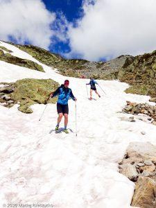 WE Choc Modéré J2 · Alpes, Aiguilles Rouges, Vallée de Chamonix, FR · GPS 45°58'44.44'' N 6°53'29.85'' E · Altitude 2286m