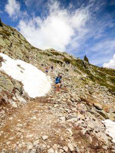 WE Choc Modéré J2 · Alpes, Aiguilles Rouges, Vallée de Chamonix, FR · GPS 45°58'24.74'' N 6°53'34.71'' E · Altitude 2099m