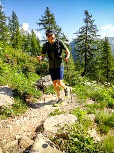 Reco Marathon du Mont-Blanc J2 · Alpes, Aiguilles Rouges, Vallée de Chamonix, FR · GPS 45°59'21.88'' N 6°55'12.28'' E · Altitude 1626m