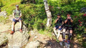 Reco Marathon du Mont-Blanc J2 · Alpes, Aiguilles Rouges, Vallée de Chamonix, FR · GPS 45°59'20.27'' N 6°55'10.63'' E · Altitude 1644m