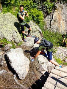 Reco Marathon du Mont-Blanc J2 · Alpes, Aiguilles Rouges, Vallée de Chamonix, FR · GPS 45°58'19.24'' N 6°54'22.21'' E · Altitude 1505m
