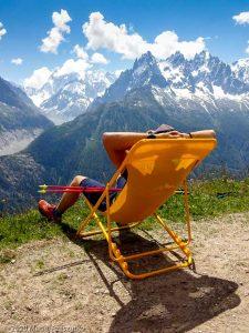 Reco Marathon du Mont-Blanc J2 · Alpes, Aiguilles Rouges, Vallée de Chamonix, FR · GPS 45°57'35.69'' N 6°53'15.21'' E · Altitude 1846m