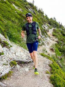 Reco Marathon du Mont-Blanc J2 · Alpes, Aiguilles Rouges, Vallée de Chamonix, FR · GPS 45°57'16.38'' N 6°52'23.16'' E · Altitude 1843m