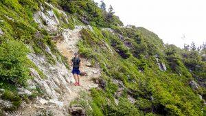 Reco Marathon du Mont-Blanc J2 · Alpes, Aiguilles Rouges, Vallée de Chamonix, FR · GPS 45°57'15.60'' N 6°52'21.89'' E · Altitude 1835m