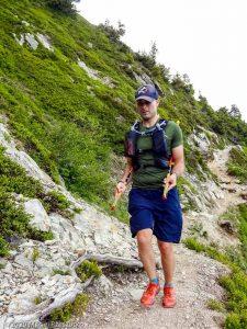 Reco Marathon du Mont-Blanc J2 · Alpes, Aiguilles Rouges, Vallée de Chamonix, FR · GPS 45°57'15.61'' N 6°52'21.89'' E · Altitude 1835m