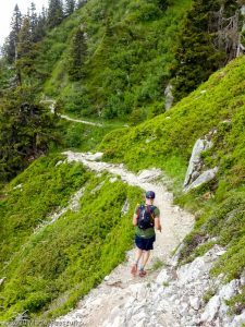 Reco Marathon du Mont-Blanc J2 · Alpes, Aiguilles Rouges, Vallée de Chamonix, FR · GPS 45°57'15.62'' N 6°52'21.88'' E · Altitude 1835m
