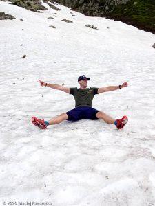 Reco Marathon du Mont-Blanc J2 · Alpes, Aiguilles Rouges, Vallée de Chamonix, FR · GPS 45°56'37.58'' N 6°51'2.99'' E · Altitude 1973m