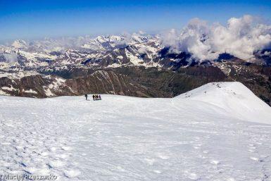 Grand Paradis · Alpes, Massif du Grand Paradis, IT · GPS 45°30'47.04'' N 7°15'53.52'' E · Altitude 3749m