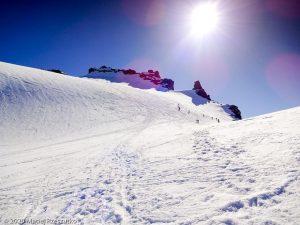 Grand Paradis · Alpes, Massif du Grand Paradis, IT · GPS 45°30'47.03'' N 7°15'53.52'' E · Altitude 3748m