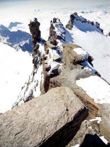 Grand Paradis · Alpes, Massif du Grand Paradis, IT · GPS 45°31'2.07'' N 7°16'5.33'' E · Altitude 3983m