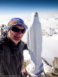 Grand Paradis · Alpes, Massif du Grand Paradis, IT · GPS 45°31'2.08'' N 7°16'5.37'' E · Altitude 3983m
