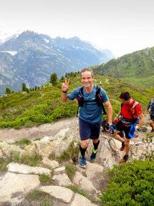 WE Choc Soutenu J1 · Alpes, Aiguilles Rouges, Vallée de Chamonix, FR · GPS 46°1'24.59'' N 6°56'44.39'' E · Altitude 2041m
