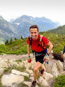 WE Choc Soutenu J1 · Alpes, Aiguilles Rouges, Vallée de Chamonix, FR · GPS 46°1'24.49'' N 6°56'44.32'' E · Altitude 2042m