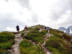 WE Choc Soutenu J1 · Alpes, Aiguilles Rouges, Vallée de Chamonix, FR · GPS 46°1'24.08'' N 6°56'44.19'' E · Altitude 2047m
