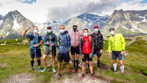 WE Choc Soutenu J1 · Alpes, Aiguilles Rouges, Vallée de Chamonix, FR · GPS 46°1'5.46'' N 6°56'24.91'' E · Altitude 2157m