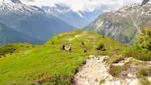 WE Choc Soutenu J1 · Alpes, Aiguilles Rouges, Vallée de Chamonix, FR · GPS 46°0'53.86'' N 6°56'17.88'' E · Altitude 2083m