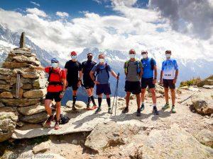 WE Choc Soutenu J1 · Alpes, Aiguilles Rouges, Vallée de Chamonix, FR · GPS 45°58'57.11'' N 6°54'23.63'' E · Altitude 2094m