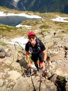 WE Choc Soutenu J1 · Alpes, Aiguilles Rouges, Vallée de Chamonix, FR · GPS 45°58'55.50'' N 6°53'43.74'' E · Altitude 2197m