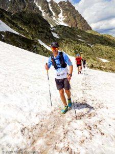 WE Choc Soutenu J1 · Alpes, Aiguilles Rouges, Vallée de Chamonix, FR · GPS 45°58'53.79'' N 6°53'35.57'' E · Altitude 2265m