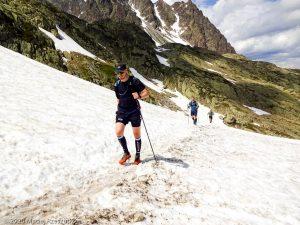 WE Choc Soutenu J1 · Alpes, Aiguilles Rouges, Vallée de Chamonix, FR · GPS 45°58'53.22'' N 6°53'35.35'' E · Altitude 2270m