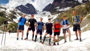 WE Choc Soutenu J1 · Alpes, Aiguilles Rouges, Vallée de Chamonix, FR · GPS 45°58'54.92'' N 6°53'24.80'' E · Altitude 2300m