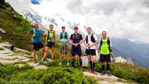 WE Choc Soutenu J2 · Alpes, Massif du Mont-Blanc, Vallée de Chamonix, FR · GPS 45°54'15.04'' N 6°52'50.53'' E · Altitude 2103m