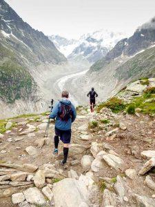WE Choc Soutenu J2 · Alpes, Massif du Mont-Blanc, Vallée de Chamonix, FR · GPS 45°55'44.48'' N 6°54'52.14'' E · Altitude 2080m