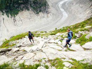 WE Choc Soutenu J2 · Alpes, Massif du Mont-Blanc, Vallée de Chamonix, FR · GPS 45°55'44.32'' N 6°54'52.63'' E · Altitude 2078m