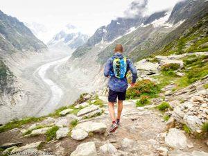 WE Choc Soutenu J2 · Alpes, Massif du Mont-Blanc, Vallée de Chamonix, FR · GPS 45°55'44.42'' N 6°54'52.39'' E · Altitude 2078m