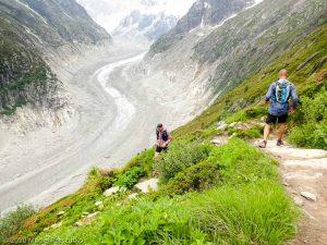 WE Choc Soutenu J2 · Alpes, Massif du Mont-Blanc, Vallée de Chamonix, FR · GPS 45°55'42.31'' N 6°54'55.02'' E · Altitude 2046m