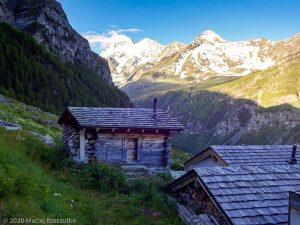 Bishorn 4153m · Alpes, Alpes centrales, Vallée d'Anniviers, CH · GPS 46°7'37.69'' N 7°38'31.33'' E · Altitude 2063m