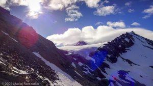 Bishorn 4153m · Alpes, Alpes centrales, Vallée d'Anniviers, CH · GPS 46°7'47.48'' N 7°40'35.81'' E · Altitude 3096m