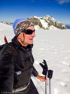 Bishorn 4153m · Alpes, Alpes centrales, Vallée d'Anniviers, CH · GPS 46°7'39.36'' N 7°41'55.78'' E · Altitude 3312m