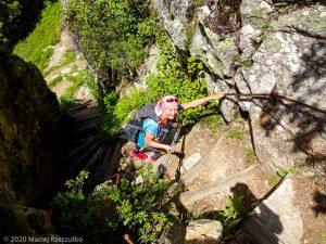Stage Trail Découverte J1 · Alpes, Aiguilles Rouges, Vallée de Chamonix, FR · GPS 45°57'30.23'' N 6°52'51.46'' E · Altitude 1822m