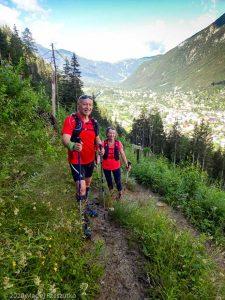 Stage Trail Découverte J2 · Alpes, Massif du Mont-Blanc, Vallée d'Anniviers, FR · GPS 45°55'13.29'' N 6°52'53.25'' E · Altitude 1227m