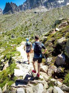 Stage Trail Initiation J1 · Alpes, Massif du Mont-Blanc, Vallée de Chamonix, FR · GPS 45°54'20.00'' N 6°53'14.57'' E · Altitude 2140m
