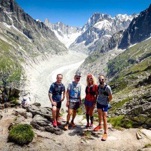 Stage Trail Initiation J1 · Alpes, Massif du Mont-Blanc, Vallée de Chamonix, FR · GPS 45°55'40.55'' N 6°54'47.19'' E · Altitude 2160m