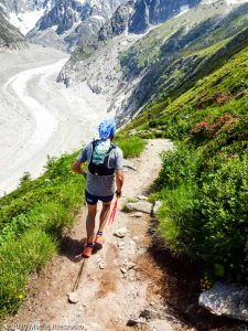 Stage Trail Initiation J1 · Alpes, Massif du Mont-Blanc, Vallée de Chamonix, FR · GPS 45°55'40.80'' N 6°54'54.67'' E · Altitude 2061m