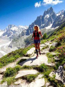Stage Trail Initiation J1 · Alpes, Massif du Mont-Blanc, Vallée de Chamonix, FR · GPS 45°55'45.28'' N 6°54'56.51'' E · Altitude 2022m