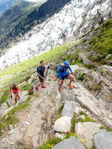 Stage Trail Initiation J2 · Alpes, Massif du Mont-Blanc, Vallée de Chamonix, FR · GPS 45°52'52.87'' N 6°51'24.17'' E · Altitude 2208m