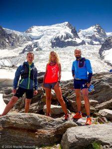 Stage Trail Initiation J2 · Alpes, Massif du Mont-Blanc, Vallée de Chamonix, FR · GPS 45°52'36.27'' N 6°51'27.98'' E · Altitude 2530m