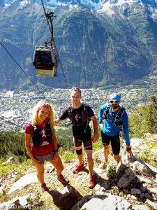 Stage Trail Initiation J3 · Alpes, Aiguilles Rouges, Vallée de Chamonix, FR · GPS 45°56'0.38'' N 6°51'16.87'' E · Altitude 1831m