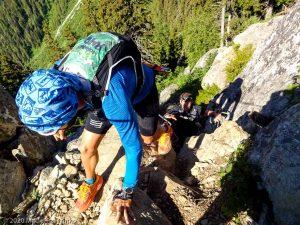Stage Trail Initiation J3 · Alpes, Aiguilles Rouges, Vallée de Chamonix, FR · GPS 45°56'1.10'' N 6°51'16.28'' E · Altitude 1841m